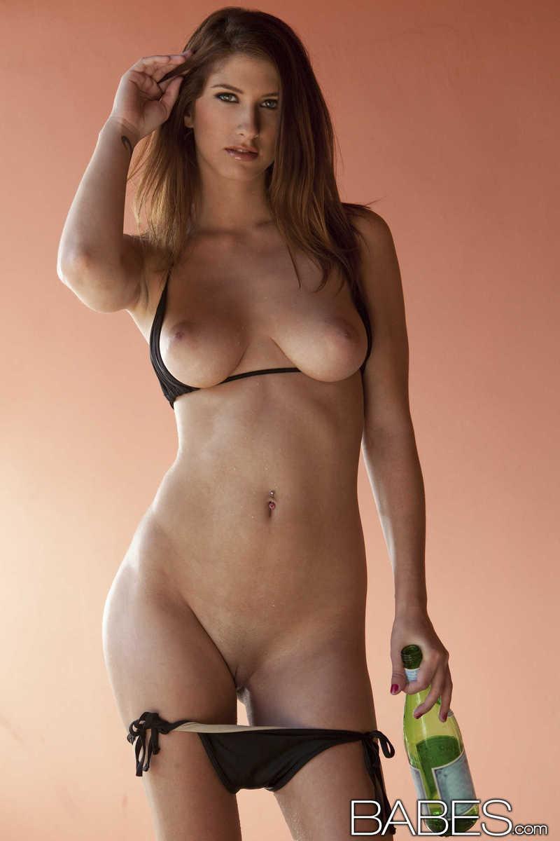 Karina white nude babe